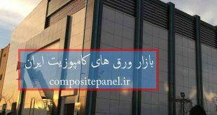 خرید ورق کامپوزیت تهران